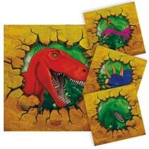 Dinosaurus Servetten 16 stuks (G9-2-2)