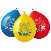 Buurman & Buurman Ballonnen 8 stuks