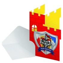 Ridder Uitnodigingen 8 stuks