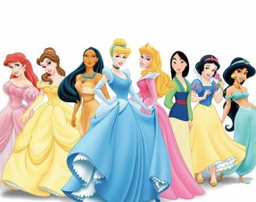 Disney Prinsessen Versiering