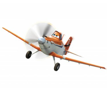 Planes Versiering