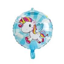 Unicorn Helium Ballon 45cm Leeg