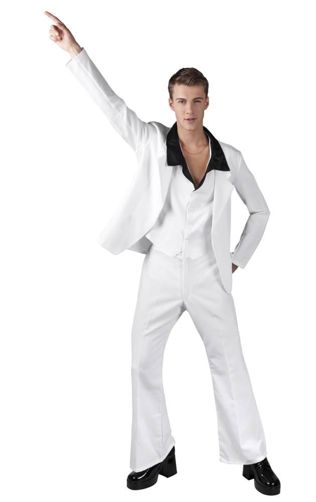 Disco Fever Kostuum John Travolta