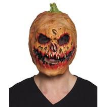 Halloween Masker Pompoen Horror volledig