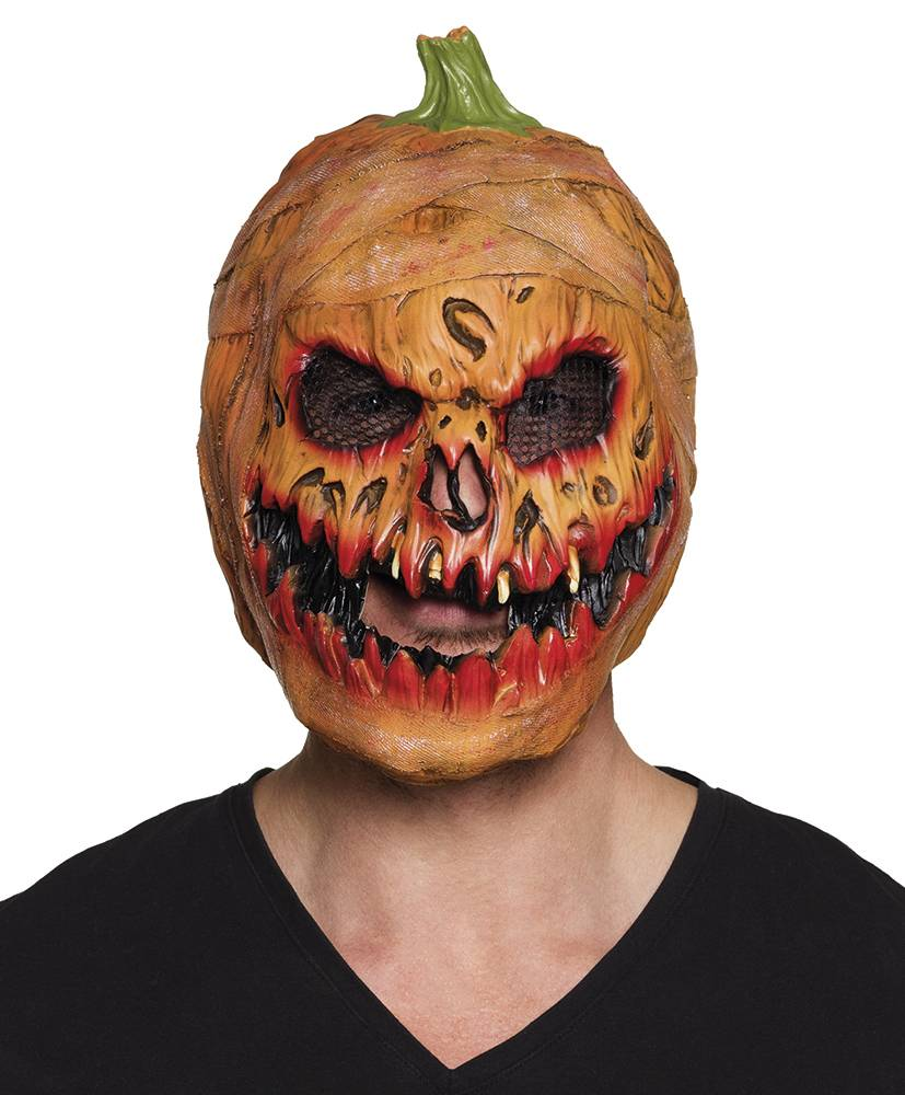 Halloween 2019 Pompoen.Halloween Masker Pompoen Horror Volledig