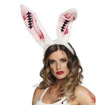Bloederige Bunny Tiara