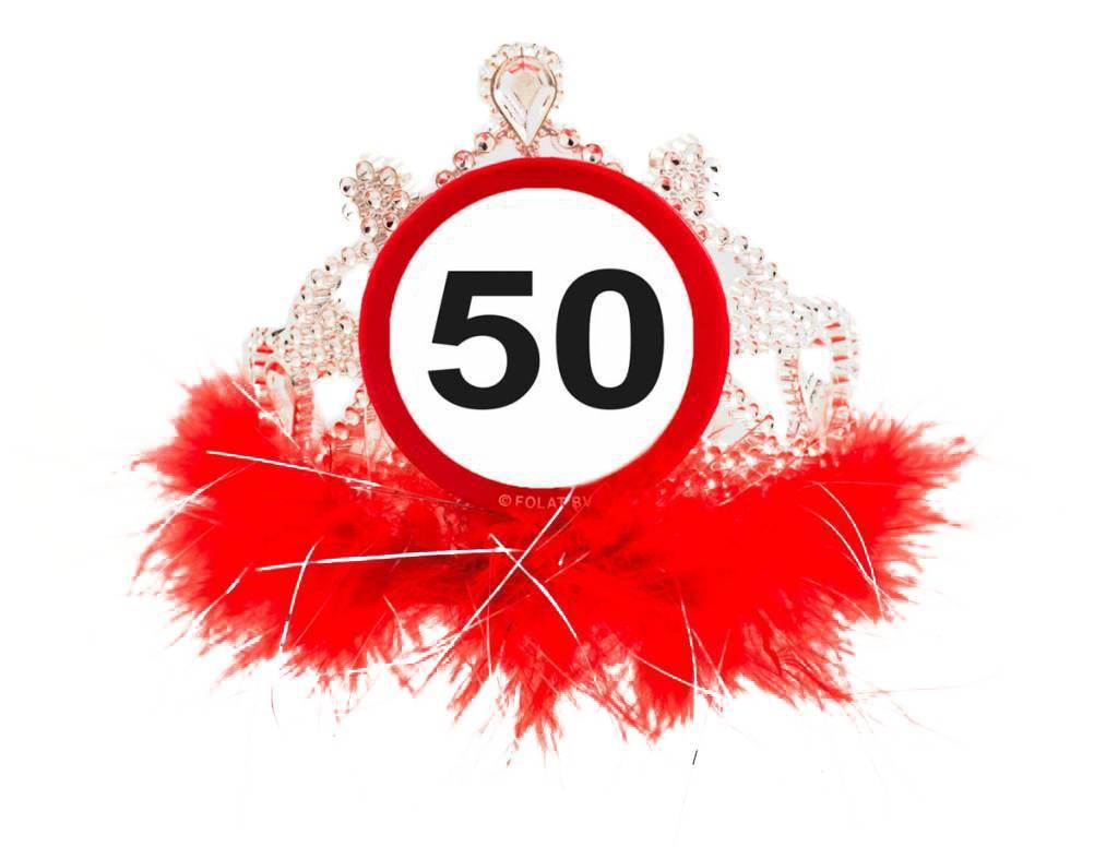 Verkeersbord 50 Jaar