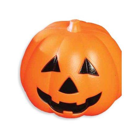 Pompoen Halloween.Halloween Pompoen Met Licht 15cm