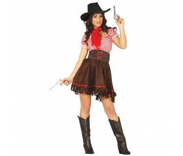 Cowgirl & Indianen Kostuums Dames