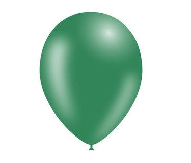 Donkergroene Ballonnen