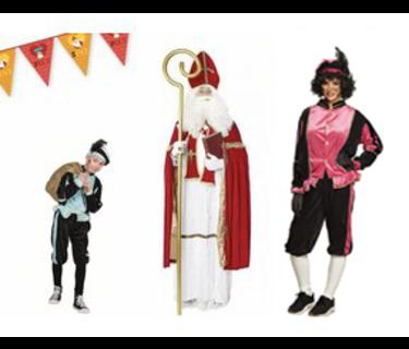 Sinterklaas Feestartikelen