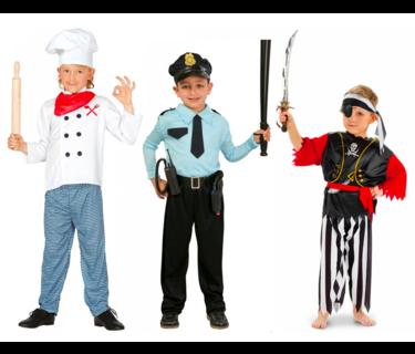 Carnavalskleding Jongens