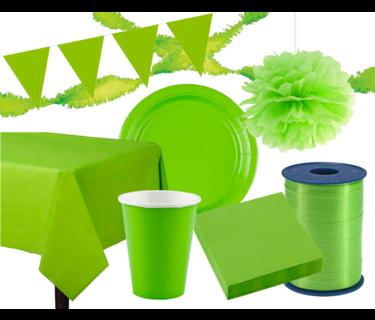 Lime Groene Versiering