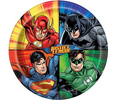 Justice League Versiering