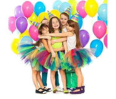 Kinderfeestjes Versiering