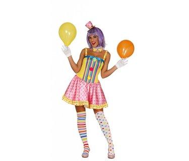 Clownspakken Dames