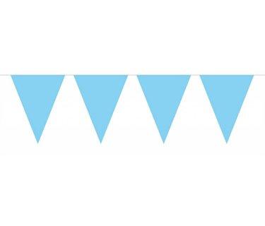 Lichtblauwe Slingers