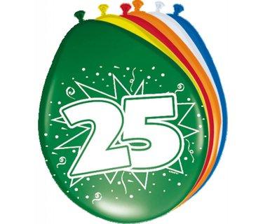 25 Jaar Versiering