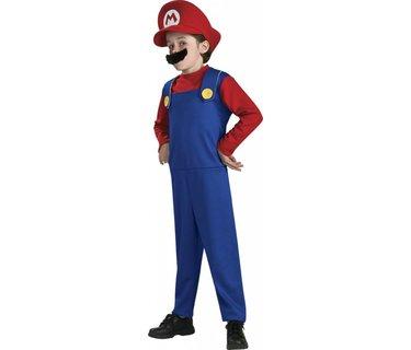 Super Mario & Luigi Kostuums