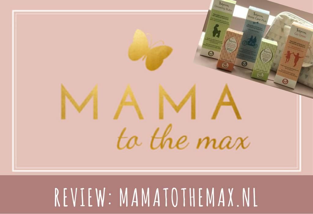 Review: Mamatothemax. Laveen Supplementen voor zuigelingen en peuters