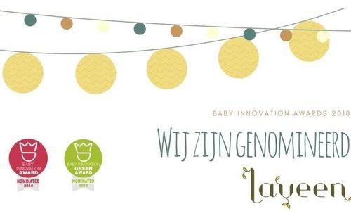 Baby Innovation Award and Green Award 2018 - Nomination