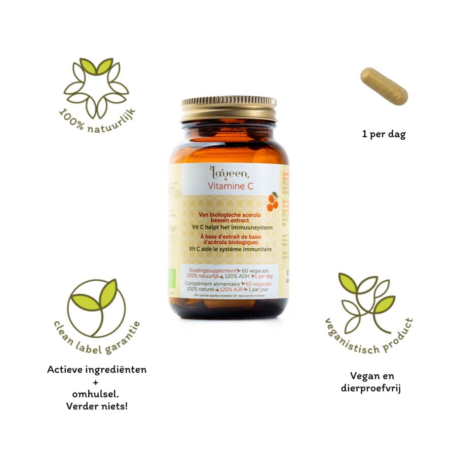 Vitamine C Bio Acerola