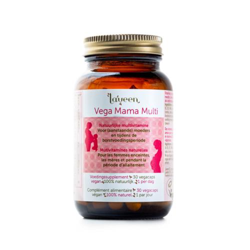 Vega Mama Multi (Multivitamine met actieve foliumzuur)