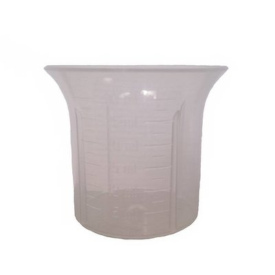 Dosing cup 0-25 ml with graduation per 5 ml