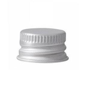 Dop aluminium t.b.v. Fles Tall Boston Round 25 ml
