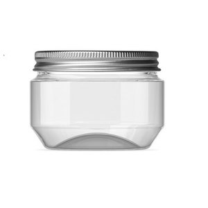 Pot 150 ml met aluminium deksel