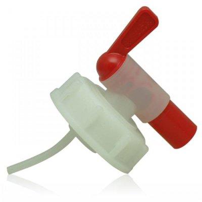 Hahnverschluss DIN 61 für Kanister 25 Liter
