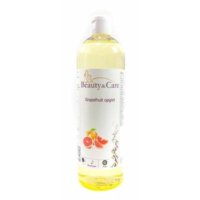 Grapefruit infusion