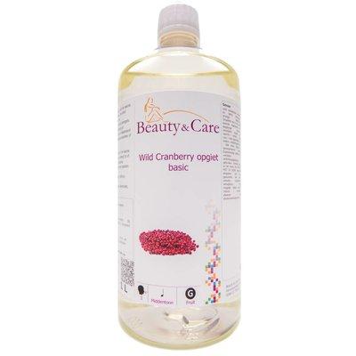 Wild Cranberry infusion basic