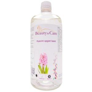 Hyacinth aufguss basis
