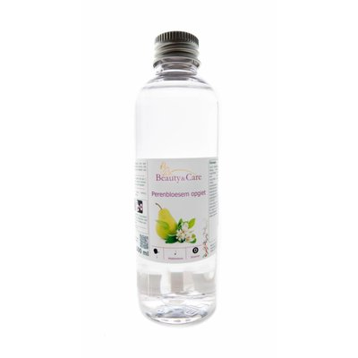 Pear blossom infusion