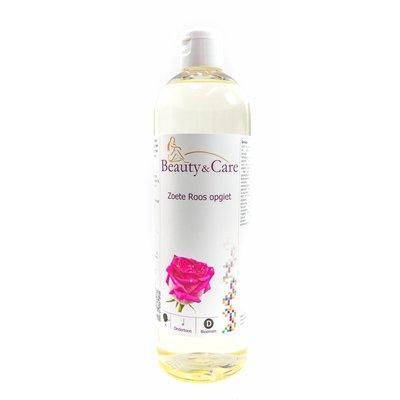 Rose douce arôme sauna