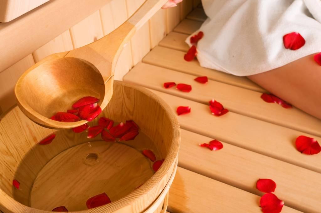 Welke sauna olie kan je het beste gebruiken in de sauna?
