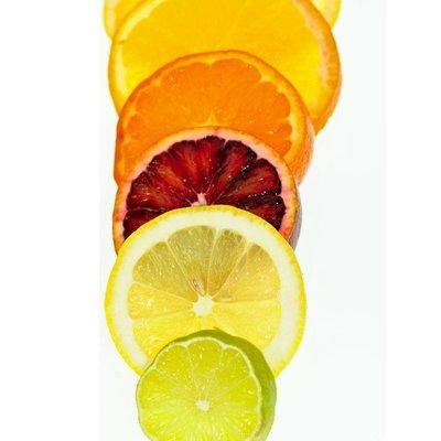 Zitrusfrucht parfüm