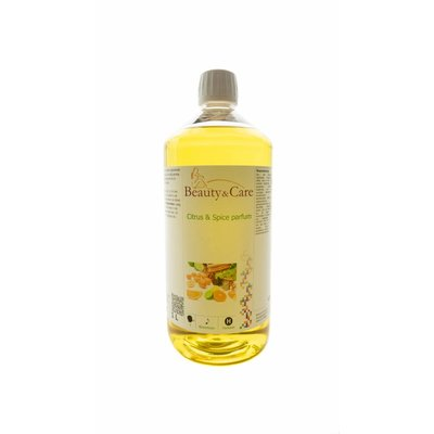 Citrus & Spice perfume