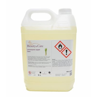 Lemongrass infusion basic
