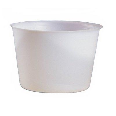 Insert en plastique pour seau de sauna