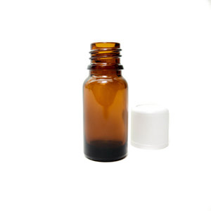 10ml. bottle glass with cap