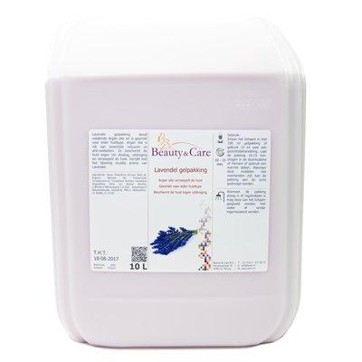 Lavendel Gelpackung