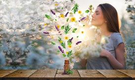 Aromatherapie geuren voor iedere branche
