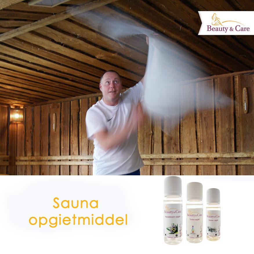 sauna opgiet concentraat