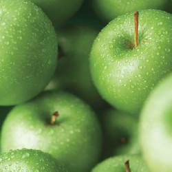 Grüner Äpfel