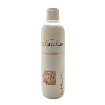 Neutral body lotion