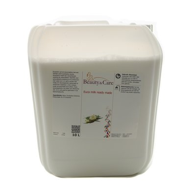 Eukalyptus Dampfbadmilch fertig gemacht