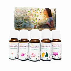Cadeaupakket parfum Romantisch