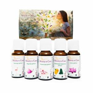 Geschenkpaket Parfüm Romantisch